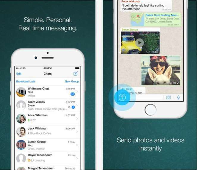 Whatsapp upcoming features and updates