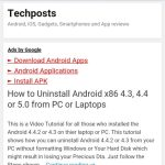 techposts jetpack adsense insert mobile theme -Techposts