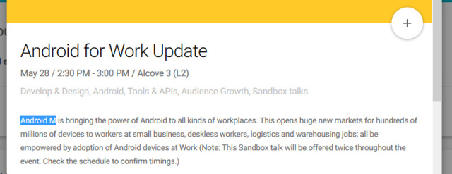 Android M is the New Google Android OS Update after lollipop