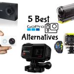 5 Best GoPro Alternatives For 2015