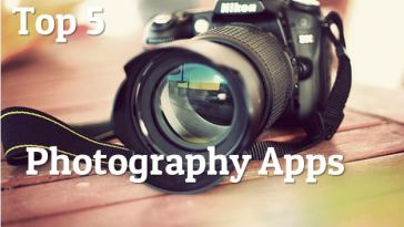 Top 5 best photography apps for Android and iPhone