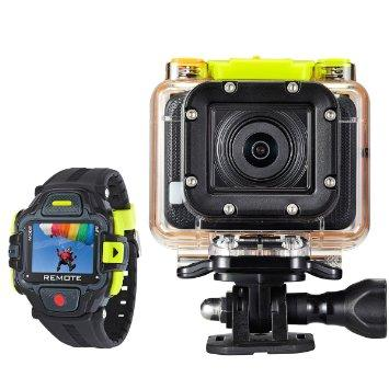 Eyeshot HD Action Camera for tough Videography