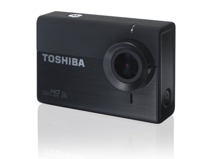 Toshiba Camileo X Sports Action-adventure photography Camera