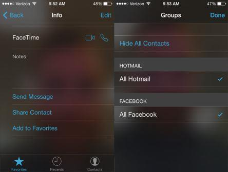 Facetime App for iOS only