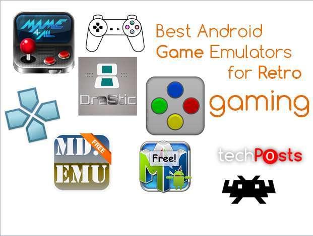 Best Android Retro Gaming Emulators