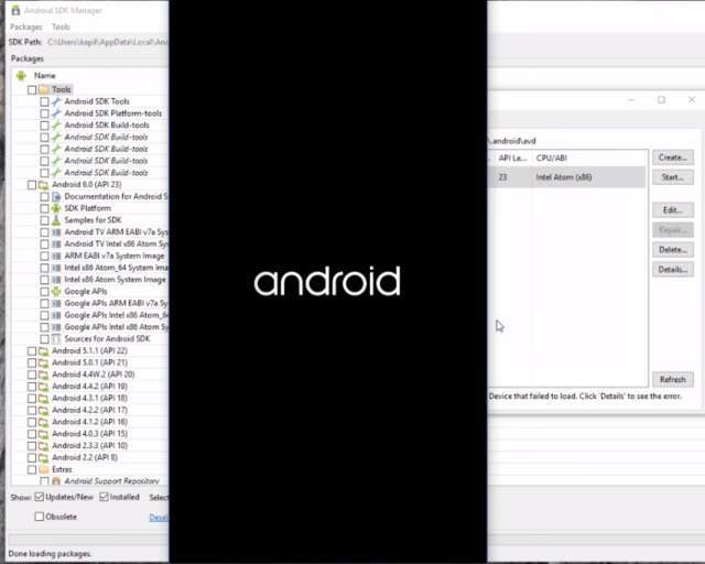 Android 6.0 Installed on PC