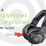 Best headphones under Rs.5000