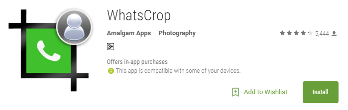WhatsCrop - Android Apps on Google Play 2 -Techposts