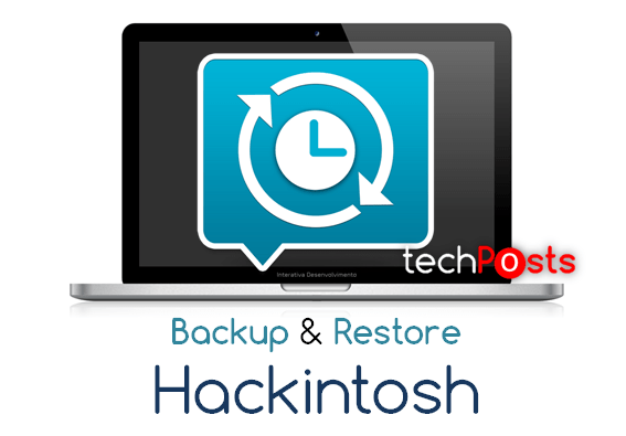 Backing up and Restoring your Hackintosh