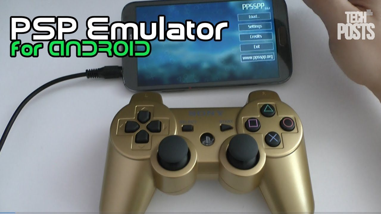 List Of Top 10 Psp Emulator For Android Devices