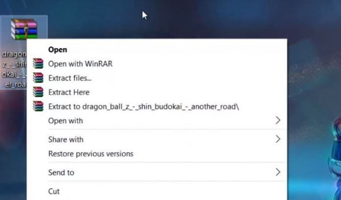 Unzip the ROM and Upload using iTunes in your iOS device