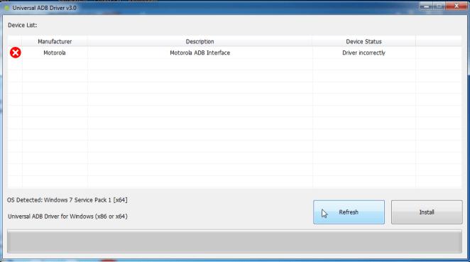 Universal ADB Driver v3.0