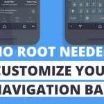Custom Navigation buttons without Root