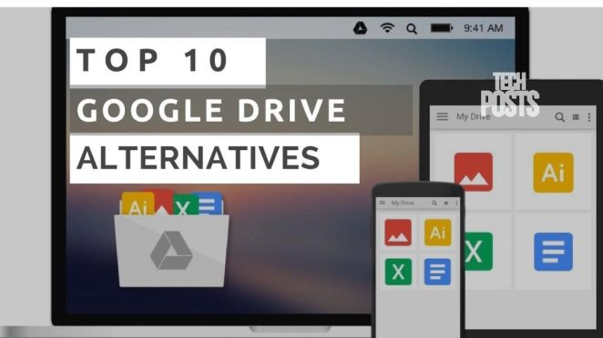 Top 10 Best Secured Google Drive Alternatives 2017