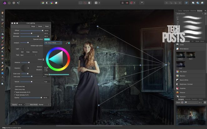 Affinity Photo Photoshop alternative