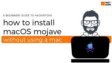 how to install macOS Mojave without Mac