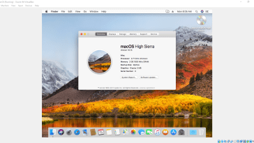 install macOS on Windows , Mac, or Linux Virtual box