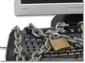 Simple Trick to Lock Your Computer Using Mouse