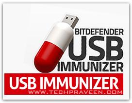 BitDefender USB Immunizer - Protect USB from Autorun Malwares