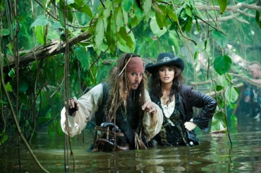 Pirates of the Caribbean On Stranger Tides Theme for Windows 7