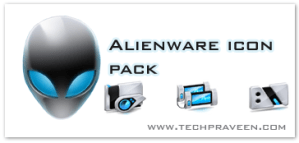 Download Alienware Icon Pack Set for Free