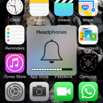 Headset Mode in iPhone5S