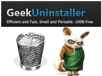 Geek Uninstaller To Uninstall and Remove Software