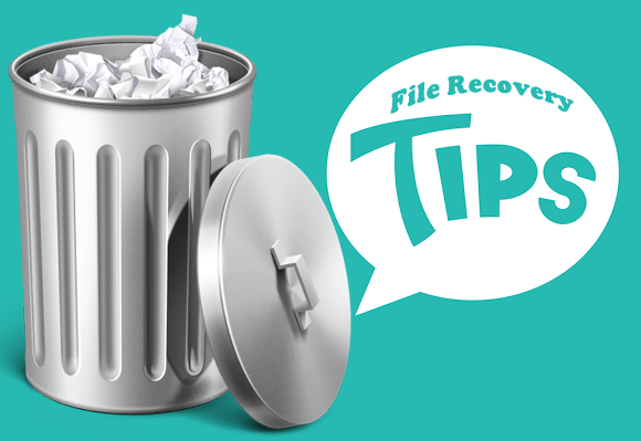 Recover Deleted Files and Folders