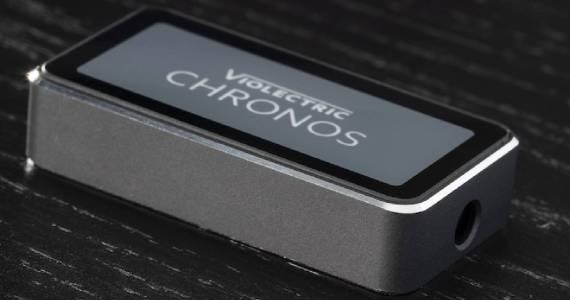 Violectric Chronos: mobiler DAC mit Kopfhörerverstärker für besten Musikgenuss unterwegs