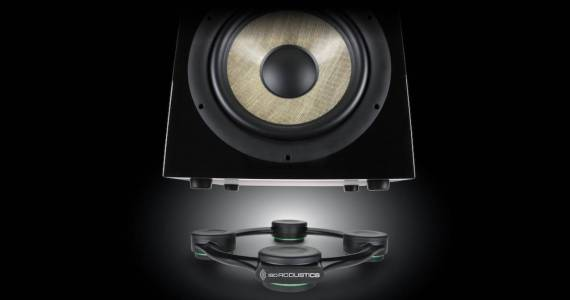 IsoAcoustics bietet effiziente Klangoptimierung für Heimkino-Systeme