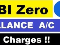 SBI online bank account opening with zero balance