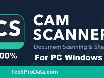 Download CamScanner for Windows PC and Mac