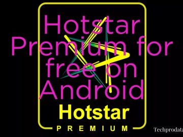 How to watch Hotstar Premium free on Android