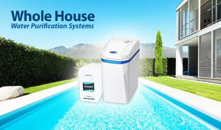 Advantages of Installing a Whole House Water Filtration System