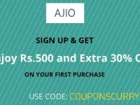 Multiple benefits of shopping through Ajio with the help of Ajio coupons
