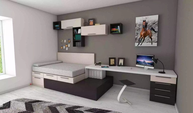 How Modern Furniture Turn Your Bedroom from Boring to Fantastic