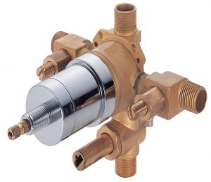best single handle shower valve
