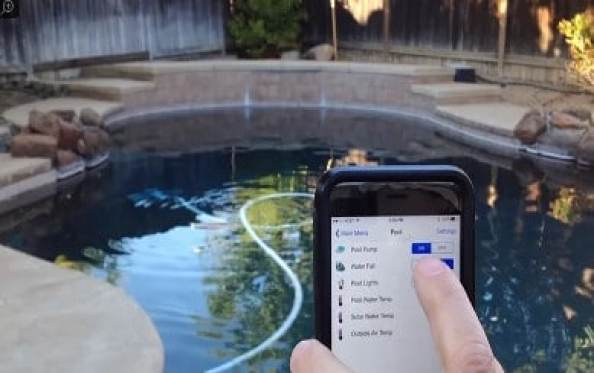 pool temperature automation tricks and tips