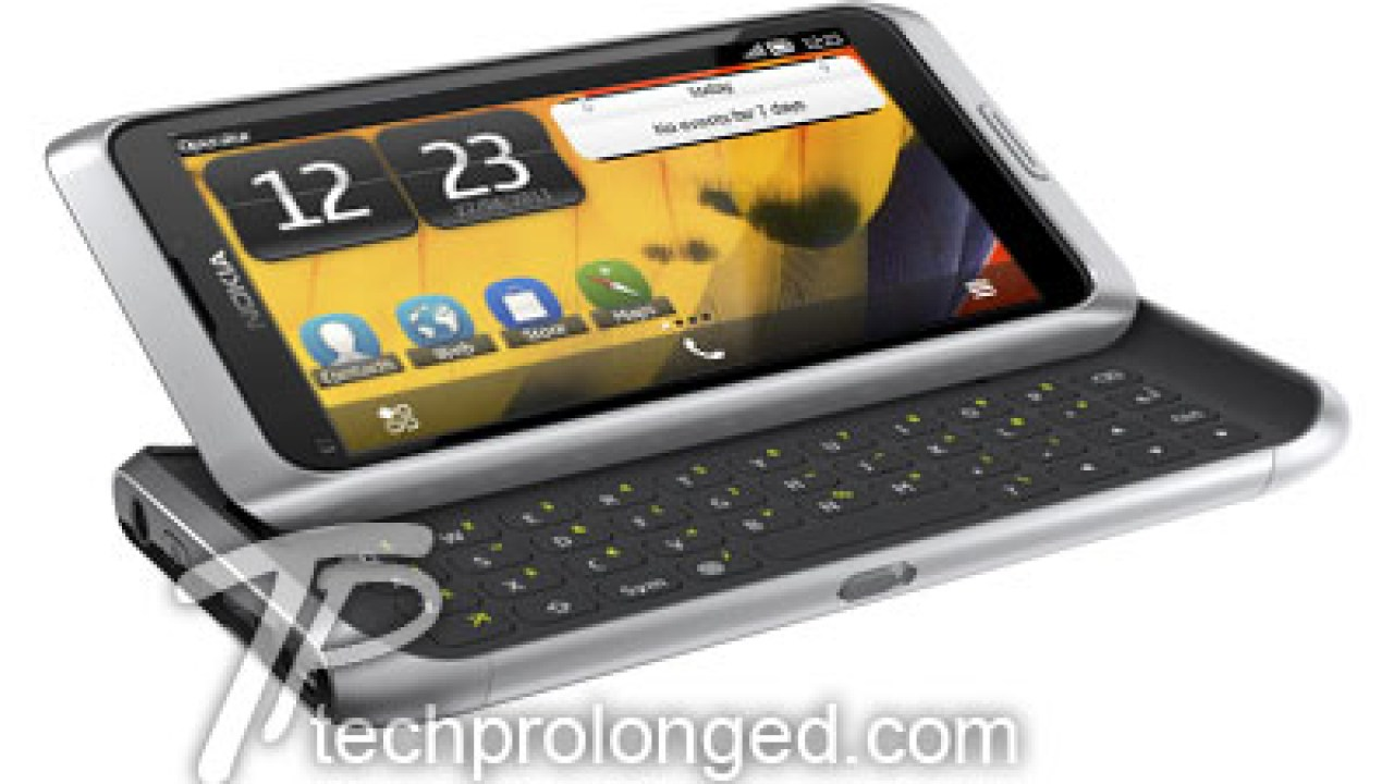 Leaked: Symbian Belle version 111 030 0607 on Nokia E7