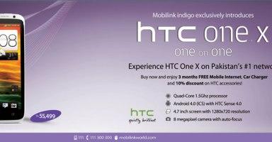 htc-one-x-mobilink-pakistan