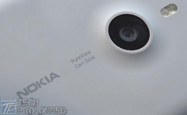Nokia Lumia 925 - PureView Camera