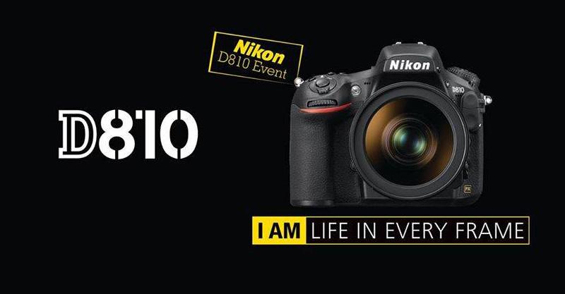 Nikon Pakistan introduces the Full Frame Nikon D810 - Tech