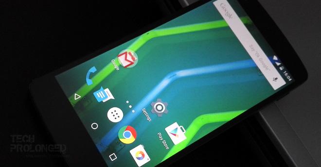 Nexus 5, 7, 10 receives Lollipop via OTA - Nexus 6, 9 minor