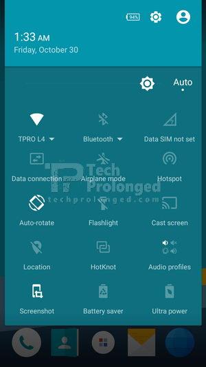 How to] Update Infinix Hot Note X551 to Lollipop 5 1