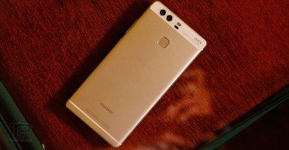 Huawei P9 - Rear Side