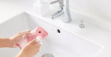 Kyocera Rafre Washable Smartphone