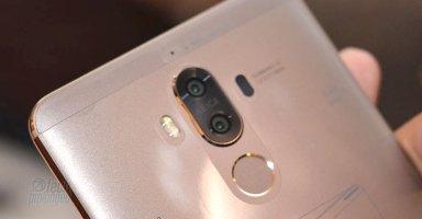 Huawei Mate 9 - Dual-Camera Leica