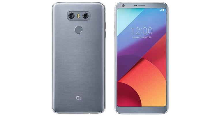 LG G6 Profile
