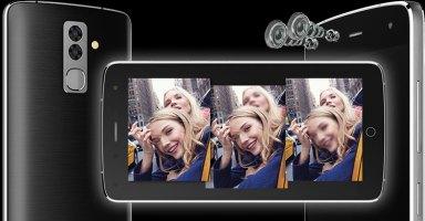 Alcatel Flash Four Cameras