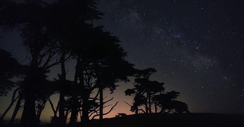 Pixel Smartphone Milky Way